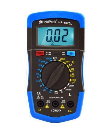 HP-4070L típ. digitális LCR-mérő