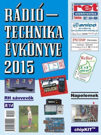 A RÁDIÓTECHNIKA ÉVKÖNYVE 2015