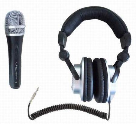 MHD928  profi fejhallgató + mikrofon