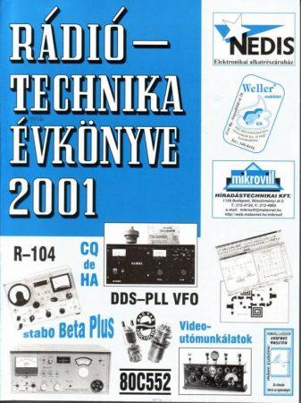 A RÁDIÓTECHNIKA ÉVKÖNYVE 2001