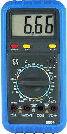 HP-9804 típ. DMM