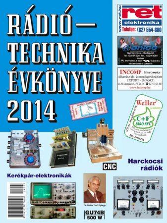 A RÁDIÓTECHNIKA ÉVKÖNYVE 2014