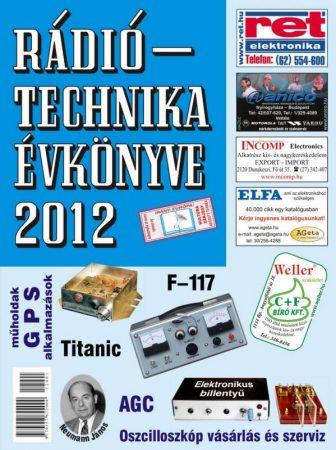 A RÁDIÓTECHNIKA ÉVKÖNYVE 2012
