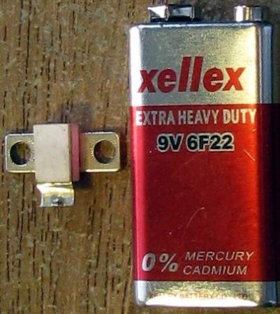 50 ohm/60 W indukciószegény mikroell. - 1 db