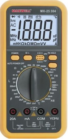 MX-25 304 típ. DMM