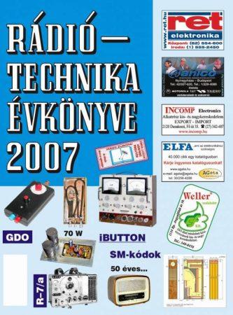 A RÁDIÓTECHNIKA ÉVKÖNYVE 2007