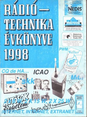 A RÁDIÓTECHNIKA ÉVKÖNYVE 1998
