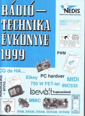 A RÁDIÓTECHNIKA ÉVKÖNYVE 1999