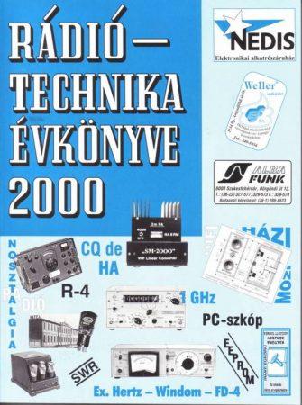 A RÁDIÓTECHNIKA ÉVKÖNYVE 2000