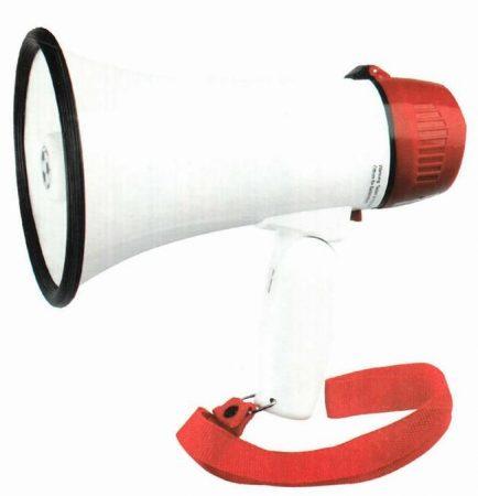 Megafon, tölcséres kézibeszélő - 1 db