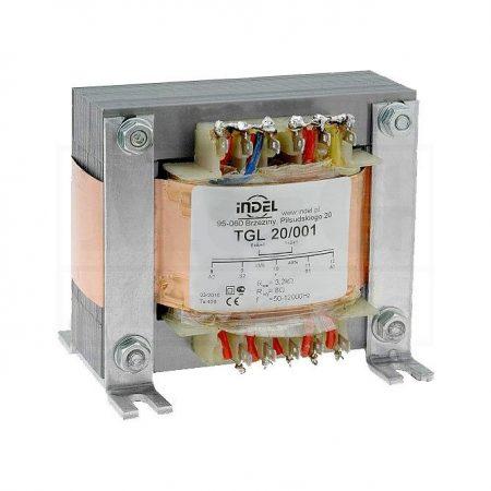 TGL20/001 kimenőtrafó - 1 db