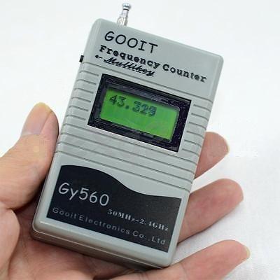 Gy560 digitális frekvenciamérő