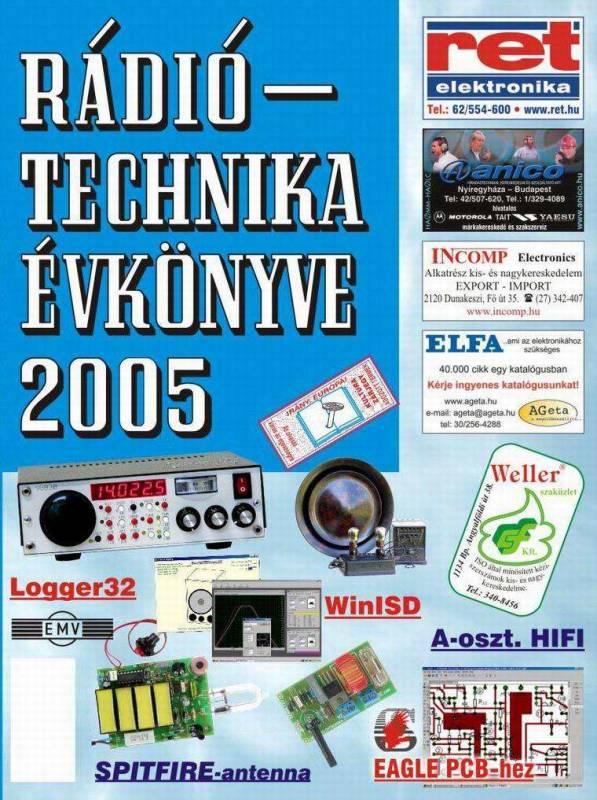 A RÁDIÓTECHNIKA ÉVKÖNYVE 2005