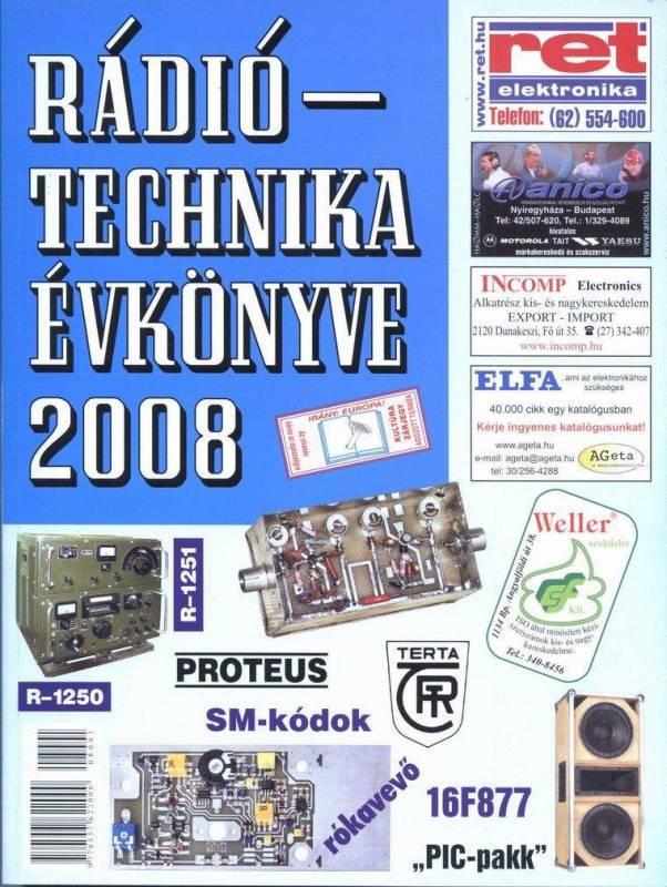 A RÁDIÓTECHNIKA ÉVKÖNYVE 2008